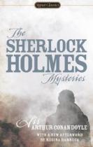 Книга The Sherlock Holmes Mysteries