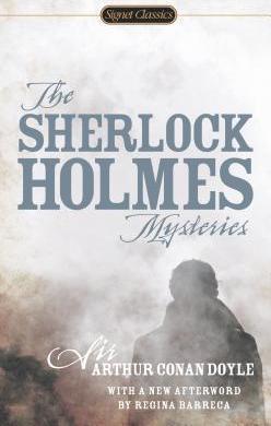 The Sherlock Holmes Mysteries - фото книги