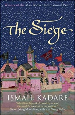 The Siege - фото книги