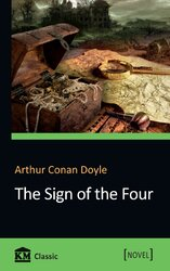 The Sign of the Four - фото обкладинки книги
