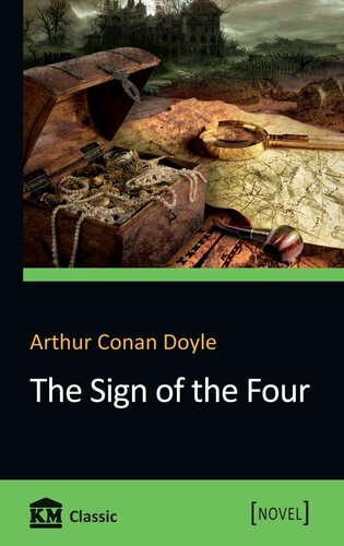 Книга The Sign of the Four