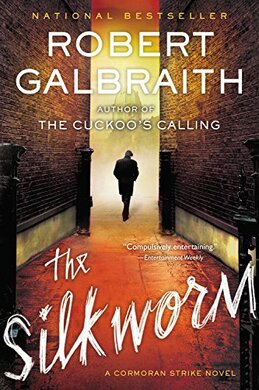 The Silkworm: Cormoran Strike Book 2 - фото книги