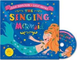 The Singing Mermaid - фото книги