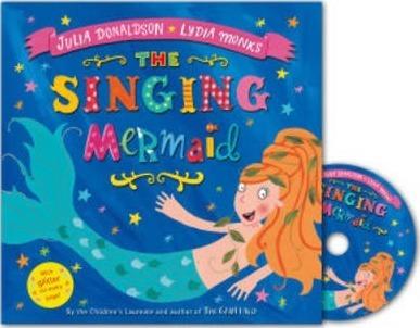 Книга The Singing Mermaid