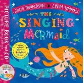 The Singing Mermaid: Book and CD Pack - фото обкладинки книги