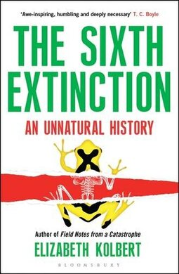 The Sixth Extinction: An Unnatural History - фото книги