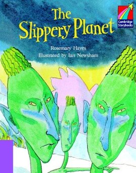 The Slippery Planet ELT Edition - фото книги