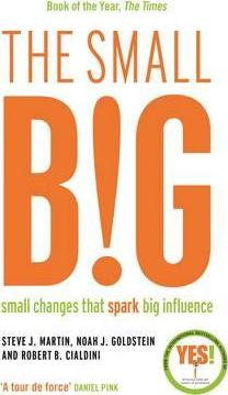 The small BIG: Small Changes that Spark Big Influence - фото книги