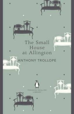 The Small House at Allington - фото книги