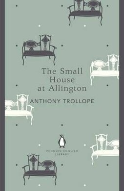 Книга The Small House at Allington