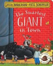 The Smartest Giant in Town - фото обкладинки книги
