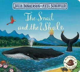 The Snail and the Whale - фото книги