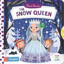 The Snow Queen - фото книги