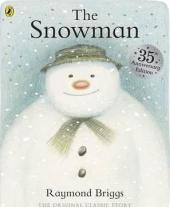 The Snowman - фото обкладинки книги