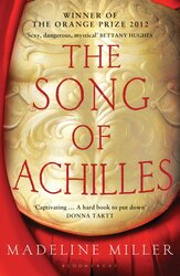 The Song of Achilles - фото обкладинки книги