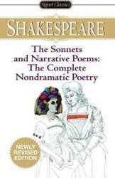 The Sonnets And Narrative Poems - фото обкладинки книги