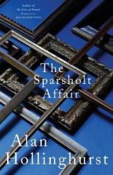 The Sparsholt Affair - фото обкладинки книги