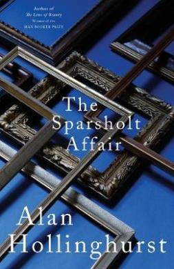 The Sparsholt Affair - фото книги