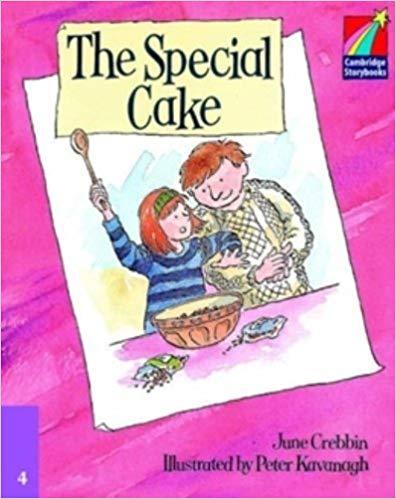 Посібник The Special Cake ELT Edition
