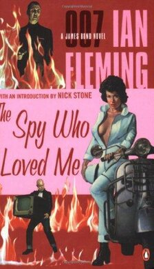 Книга The Spy Who Loved Me