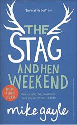 The Stag and Hen Weekend - фото обкладинки книги