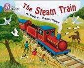 The Steam Train - фото обкладинки книги