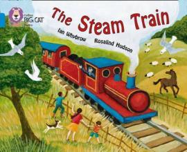 The Steam Train - фото книги