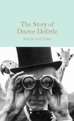 The Story of Doctor Dolittle - фото обкладинки книги