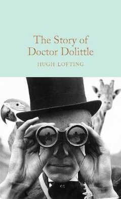 The Story of Doctor Dolittle - фото книги