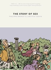 The Story of Sex : From Apes to Robots - фото обкладинки книги