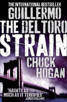 The Strain - фото книги