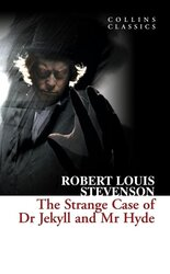 The Strange Case of Dr. Jekyll and Mr. Hyde - фото обкладинки книги