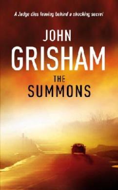 The Summons - фото книги