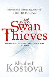 The Swan Thieves - фото обкладинки книги