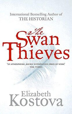 The Swan Thieves - фото книги
