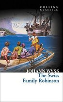 Книга The Swiss Family Robinson
