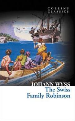 The Swiss Family Robinson - фото книги