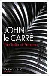 The Tailor of Panama - фото обкладинки книги