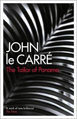 The Tailor of Panama - фото книги