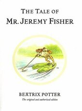 The Tale of Mr. Jeremy Fisher - фото обкладинки книги