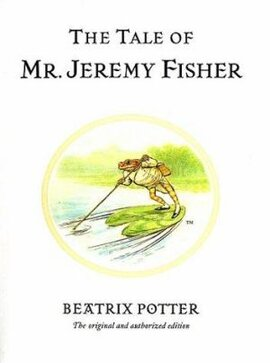 The Tale of Mr. Jeremy Fisher - фото книги