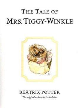 The Tale of Mrs. Tiggy-Winkle - фото книги