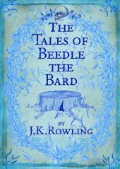 The Tales of Beedle the Bard - фото обкладинки книги