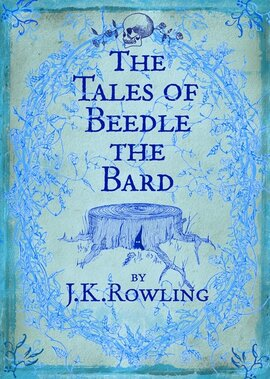 The Tales of Beedle the Bard - фото книги