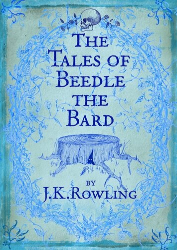 Книга The Tales of Beedle the Bard