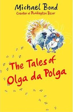 The Tales of Olga Da Polga - фото книги