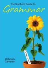The Teacher's Guide to Grammar - фото обкладинки книги