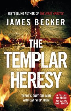 Книга The Templar Heresy