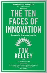 The Ten Faces of Innovation: Strategies for Heightening Creativity - фото обкладинки книги