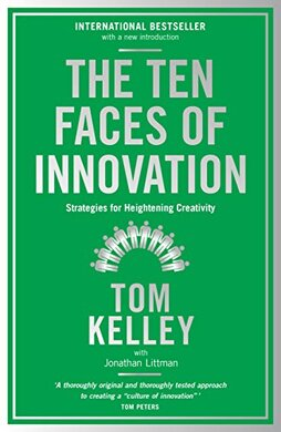 The Ten Faces of Innovation: Strategies for Heightening Creativity - фото книги